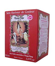Mahagónová maska na vlasy - 150 ml
