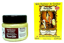 Blond zlatá maska na vlasy - 150 ml
